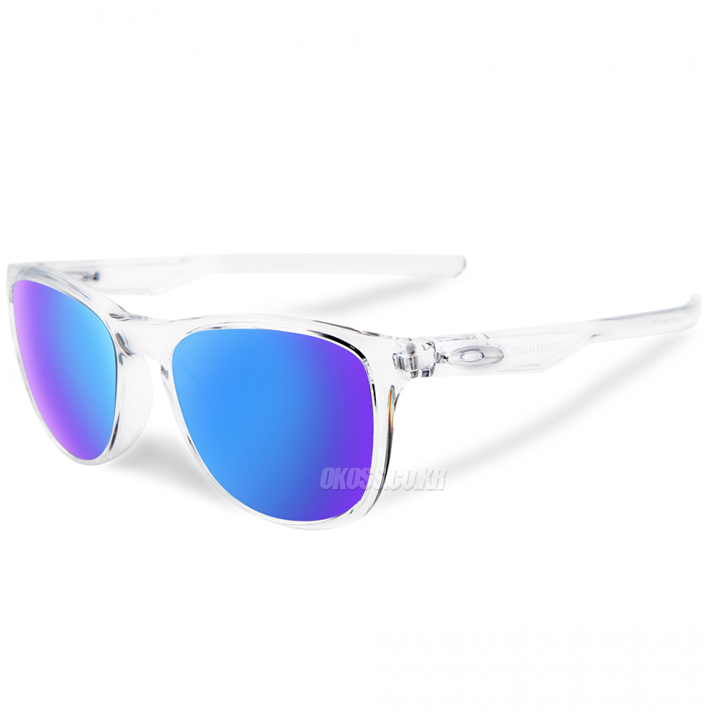 오클리 선글라스 트릴비 X 편광 OO9340-05 OO9340-0552 OAKLEY TRILLBE X POLARIZED POLISHED CLEAR/SAPPHIRE IRIDIUM POLARIZED 윤식당