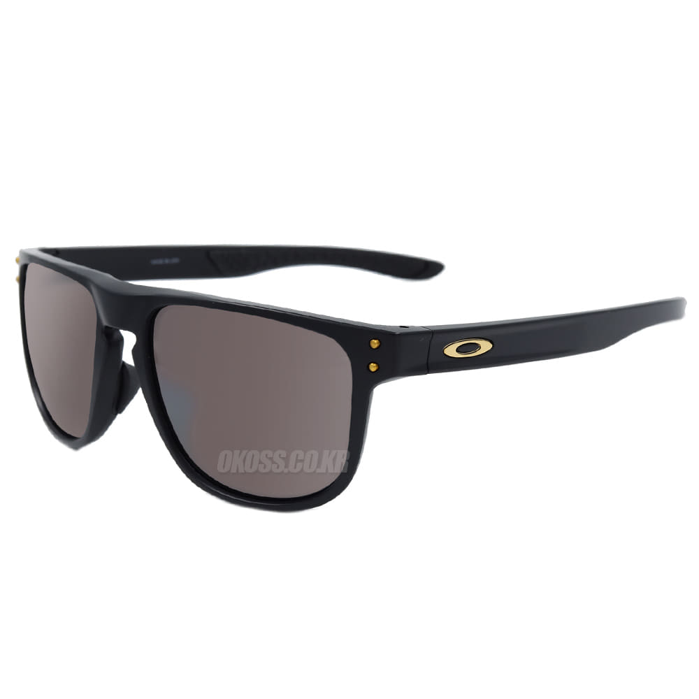 오클리 선글라스 홀브룩 R 프리즘 편광 아시안핏 OO9379-0755 OO9379-07 OAKLEY ASIAN HOLBROOK R MATTE BLACK/PRIZM BLACK POLARIZED