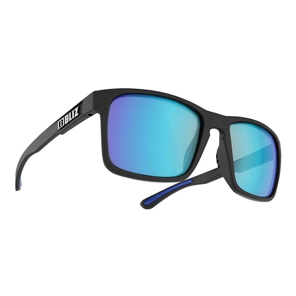 블리츠 선글라스 루나 BLIZ LUNA_MATT BLACK/SMOKE W BLUE MULTI_54605-13