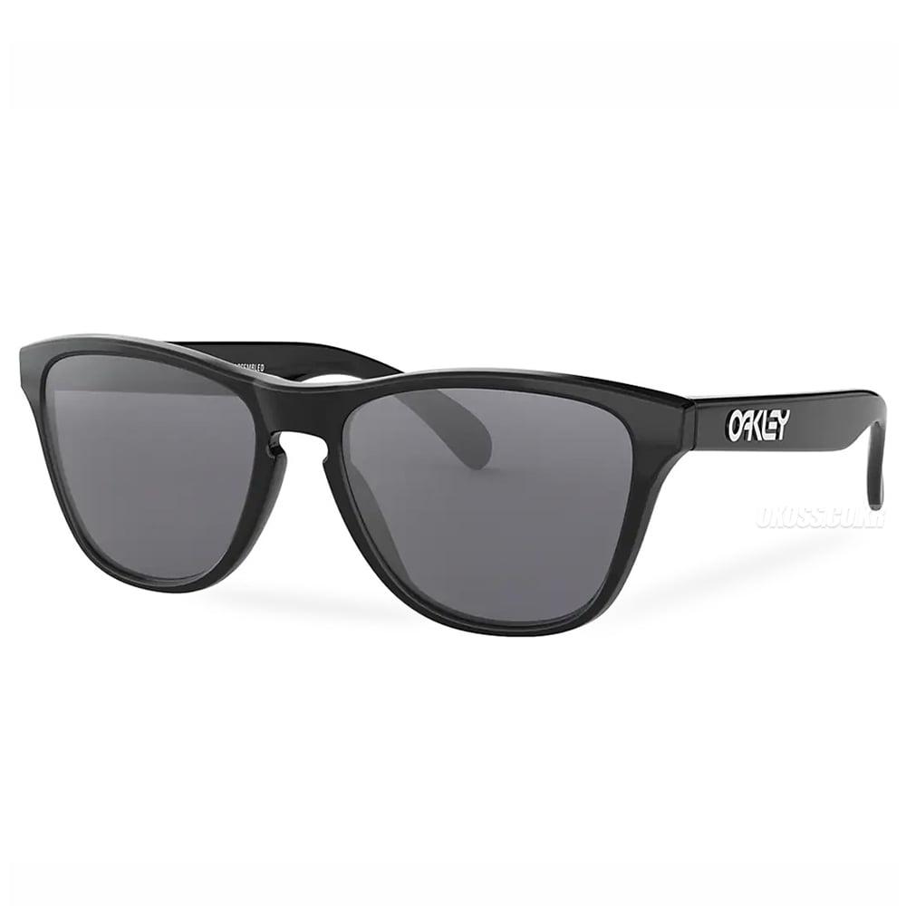 오클리 선글라스 프로그스킨 XS/어린이용 OJ9006-0153 OJ9006-01 OAKLEY FROGSKINS XS POLISHED BLACK/GREY_*bh_E1O1813BK