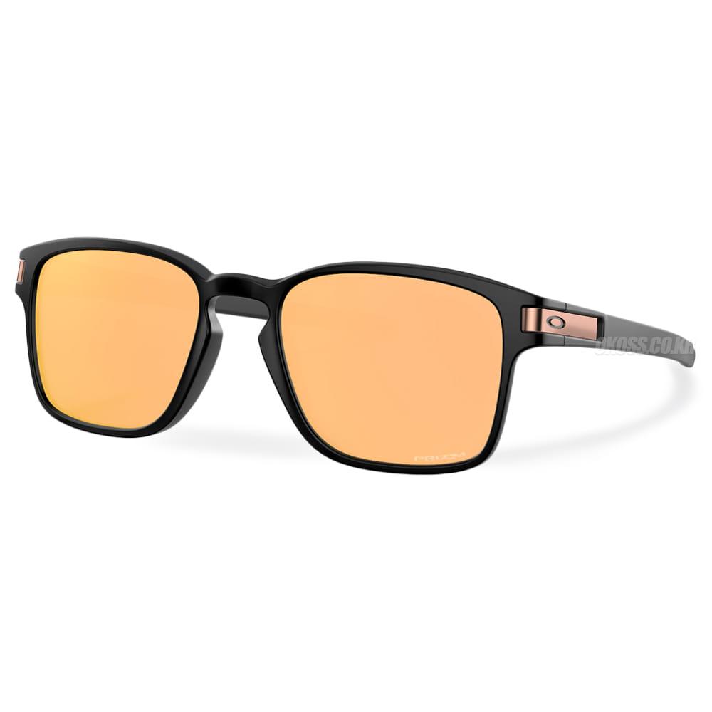오클리 선글라스 래치 SQ 아시안핏 프리즘렌즈 OO9358-2155 OO9358-21 OAKLEY LATCH SQ ASIAN_E1O1187BK
