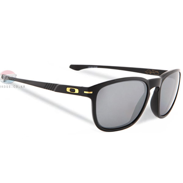 오클리 선글라스 앤드로 숀화이트 스페셜 아시안핏 편광렌즈 OO9274-03 OAKLEY ASIAN SHAUN WHT SIGNATURE SERIES POLARIZED ENDURO POLISHED BLK/BLK IRIDIUM POLARIZED
