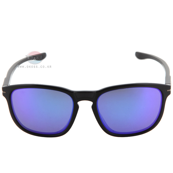 오클리 선글라스 앤드로 아시안핏 OO9274-04_OAKLEY ASIAN ENDURO BLK INK/VIOLET IRIDIUM