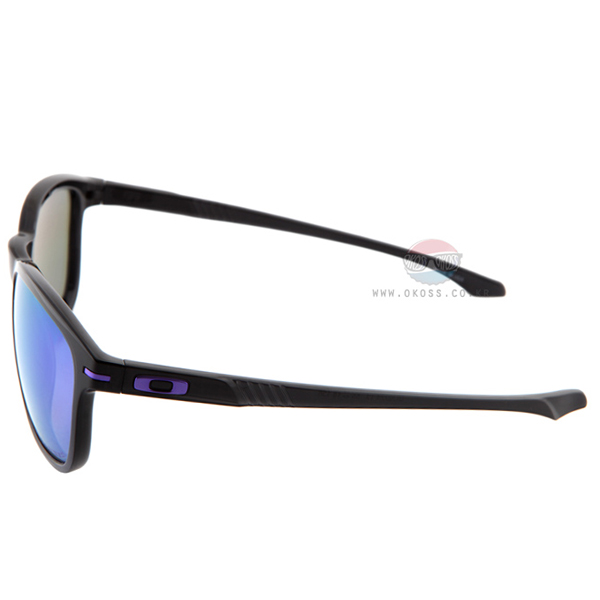 오클리 선글라스 앤드로 잉크 콜렉션 편광렌즈 OO9223-13 OAKLEY INK COLLECTION ENDURO BLACK INK/VIOLET IRIDIUM POLARIZED