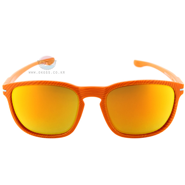 오클리 선글라스 앤드로 핑거프린트 스페셜 OO9223-22 OAKLEY FINGERPRINT ENDURO ORANGE FINGERPRINT/FIRE IRIDIUM
