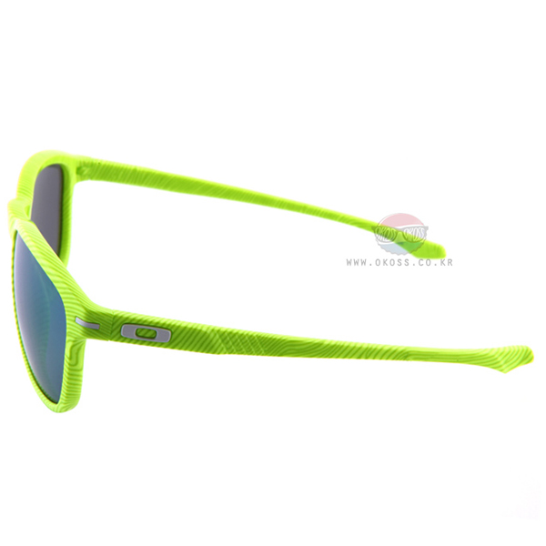 오클리 선글라스 앤드로 핑거프린트 스페셜 OO9223-25 OAKLEY FINGERPRINT ENDURO GREEN FINGERPRINT/JADE IRIDIUM