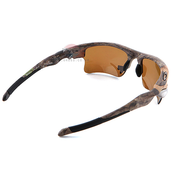 오클리 선글라스 패스트자켓 편광렌즈 OO9156-24_OAKLEY KINGS CAMO POLARIZED FAST JACKET KINGS WOODLAND CAMO/SHALLOW BLUE POLARIZED