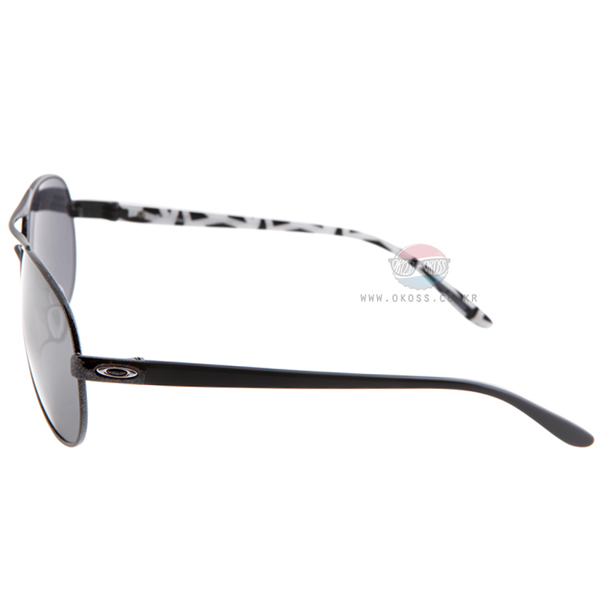 오클리 선글라스 피드백 OO4079-05 _ OAKLEY FEEDBACK METALLIC BLACK/BLACK IRIDIUM