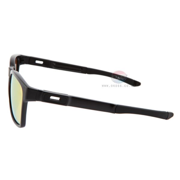오클리 선글라스 카탈리스트 아시안핏 OO9272-04 OO9272-0455 OAKLEY ASIAN CATALYST POLISHED BLACK/24K IRIDIUM
