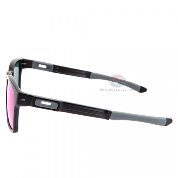 오클리 선글라스 카탈리스트 아시안핏 OO9272-06 OO9272-0655 OAKLEY ASIAN CATALYST BLACK INK/POSITIVE RED IRIDIUM