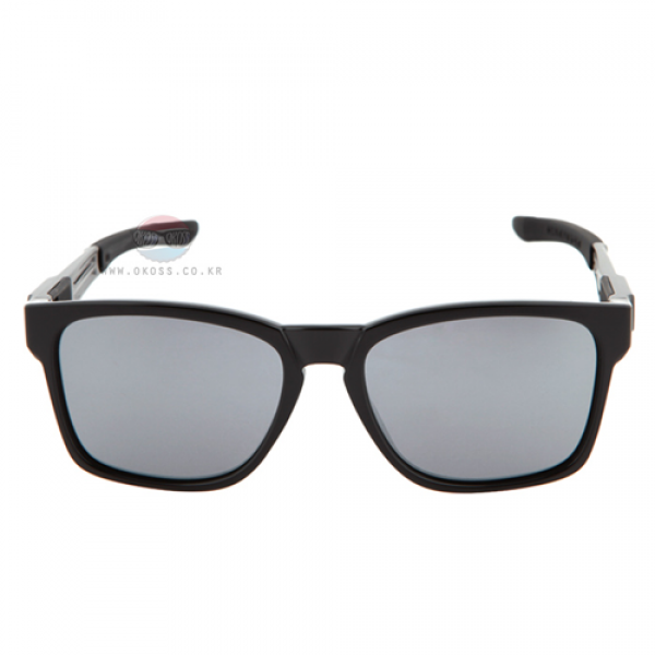 오클리 선글라스 카탈리스트 아시안핏 OO9272-02 OO9272-0255 OAKLEY ASIAN CATALYST POLISHED BLACK/BLACK IRIDIUM