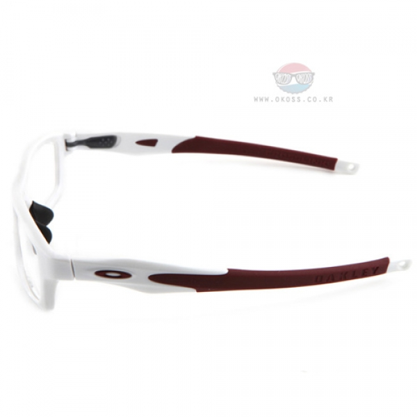 오클리 선글라스 크로스링크 스윕 OX8031-0455 OAKLEY CROSSLINK SWEEP PEARL/TEAM CARDINAL