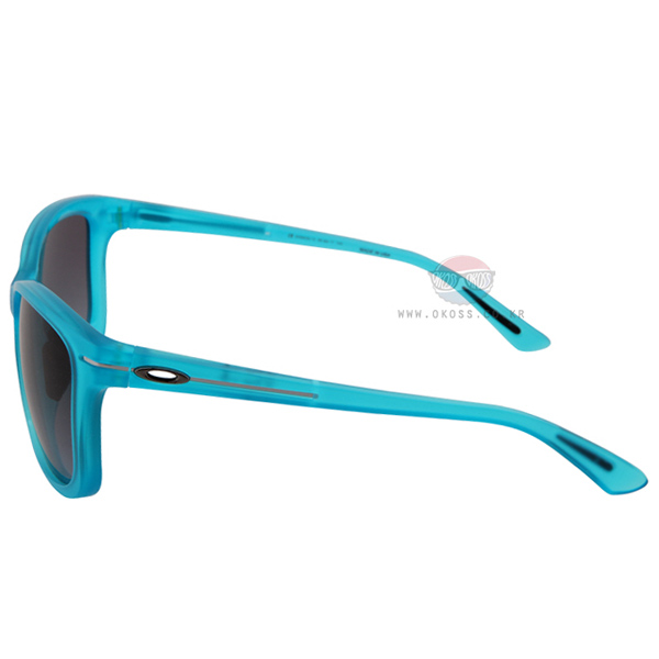 오클리 선글라스 드랍인 프로드티드 콜렉션 OO9232-10_OAKLEY FROSTED COLLECTION DROP IN FROSTED ILLUMINATION BLUE/BLACK GRAY GRADIENT