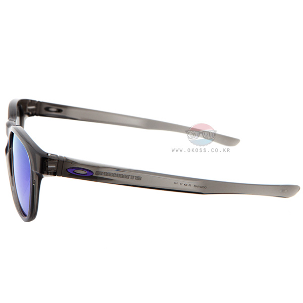 오클리 선글라스 스트링거 OO9315-05 OO9315-0555 OAKLEY STRINGER GRAY SMOKE/VIOLET IRIDIUM