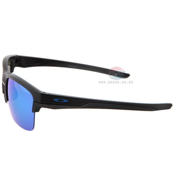 오클리 선글라스 씬링크 아시안핏 OO9317-03_OAKLEY ASIAN THINLINK MATTE BLACK/SAPPHIRE IRIDIUM