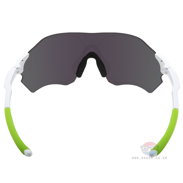 오클리 선글라스 EV 제로 레인지 아시안핏 OO9337-04 OO9337-04 OAKLEY ASIAN EVZERO RANGE POLISHED WHITE/JADE IRIDIUM
