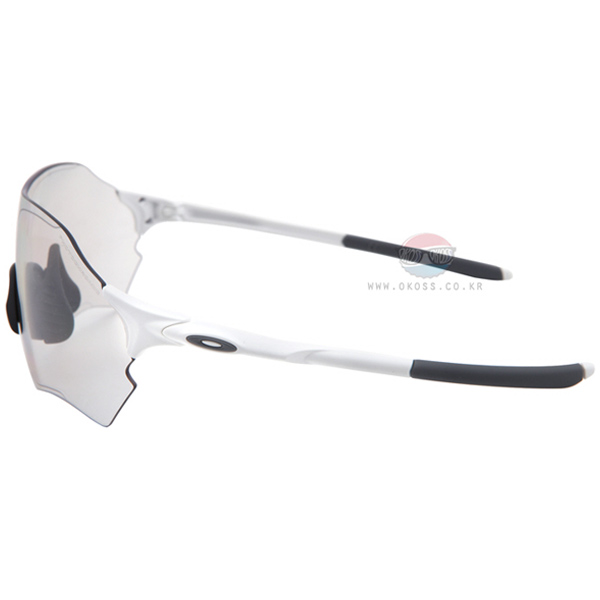 오클리 선글라스 EV 제로 레인지 변색렌즈 OO9327-08 _ OAKLEY PHOTOCHROMIC EVZERO RANGE MATTE WHITE/CLEAR BLACK IRIDIUM PHOTOCHROMIC