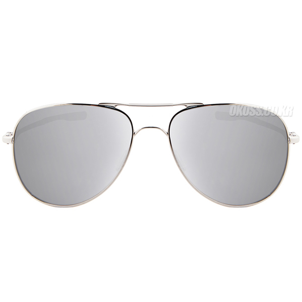 오클리 선글라스 엘몬트 미디움 OO4119-08 OO4119-0858 OAKLEY ELMONT MEDIUM CHROME/CHROME IRIDIUM