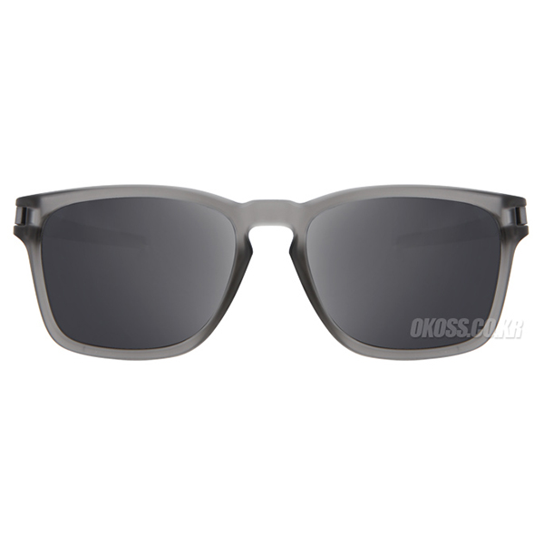오클리 선글라스 래치 SQ 아시안핏 OO9358-02 OO9358-0255 OAKLEY ASIAN LATCH SQ MATTE GRAY INK/BLACK IRIDIUM