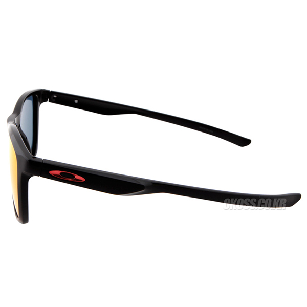오클리 선글라스 트릴비 X OO9340-02 OO9340-0252 OAKLEY TRILLBE X POLISHED BLACK/RUBY IRIDIUM