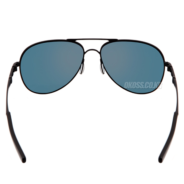 오클리 선글라스 엘몬트 라지 OO4119-04 OO4119-0460 OAKLEY ELMONT LARGE SATIN BLACK/RUBY IRIDIUM