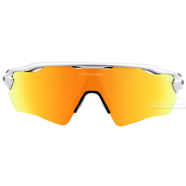 오클리 선글라스 레이다 EV XS / 어린이용 편광 OJ9001-0831 OJ9001-08 OAKLEY RADAR EV XS SILVER/FIRE IRIDIUM POLARIZED