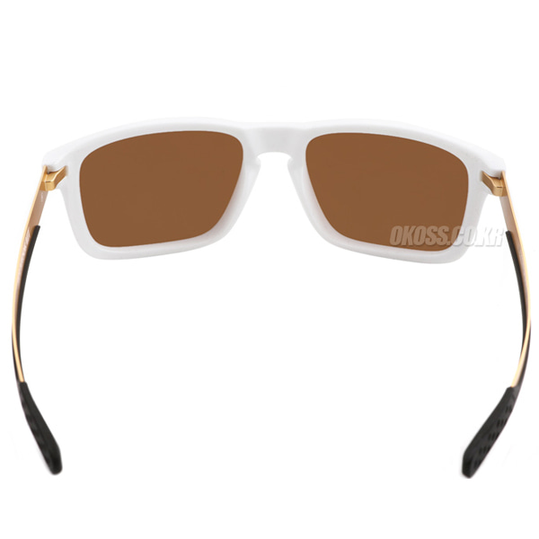 오클리 선글라스 홀브룩 믹스 아시안핏 OO9385-0257 OO9385-02 OAKLEY ASIAN HOLBROOK MIX POLISHED WHITE/24K IRIDIUM