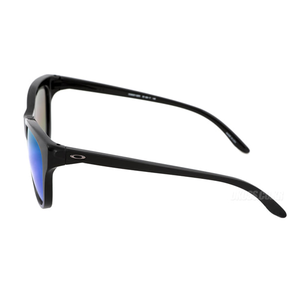 오클리 선글라스 홀드아웃 편광 OO9357-0255 OO9357-02 OAKLEY HOLD OUT POLISHED BLACK/VIOLET IRIDIUM POLARIZED