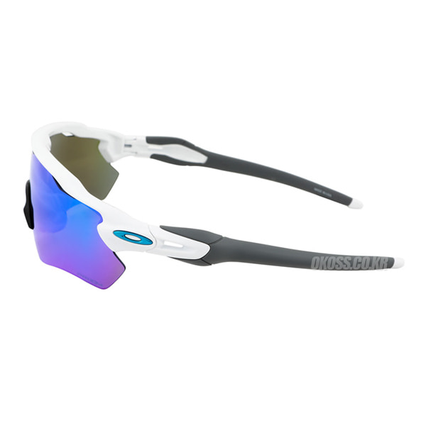 오클리 선글라스 레이다 EV 패스 팀 컬러스 프리즘 OO9208-7338 OO9208-73 OAKLEY RADAR EV PATH TEAM COLORS POLISHED WHITE/PRIZM SAPPHIRE