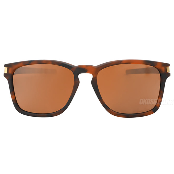 오클리 선글라스 래치 SQ 프리즘 편광 아시안핏 OO9358-0855 OO9358-08 OAKLEY ASIAN LATCH SQ MATTE TORTOISE/PRIZM TUNGSTEN POLARIZED