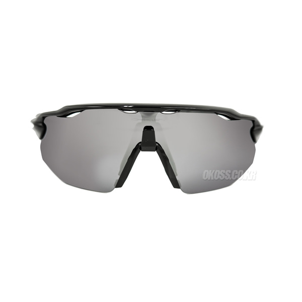 오클리 선글라스 레이다 EV 어드벤서 프리즘 편광 OO9442-0838 OO9442-08 OAKLEY RADAR EV ADVANCER POLISHED BLACK/PRIZM BLACK POLARIZED