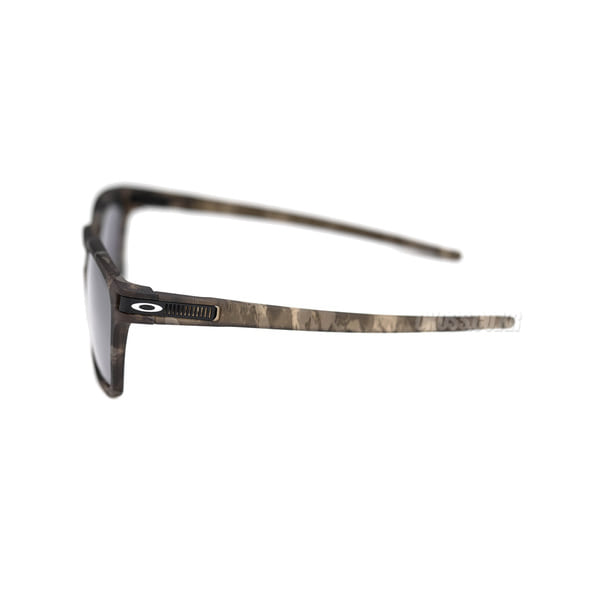 오클리 선글라스 래치 SQ 프리즘 편광 아시안핏 OO9358-1755 OO9358-17 OAKLEY ASIAN LATCH SQ MATTE SEPIA SHADOW/PRIZM BLACK POLARIZED