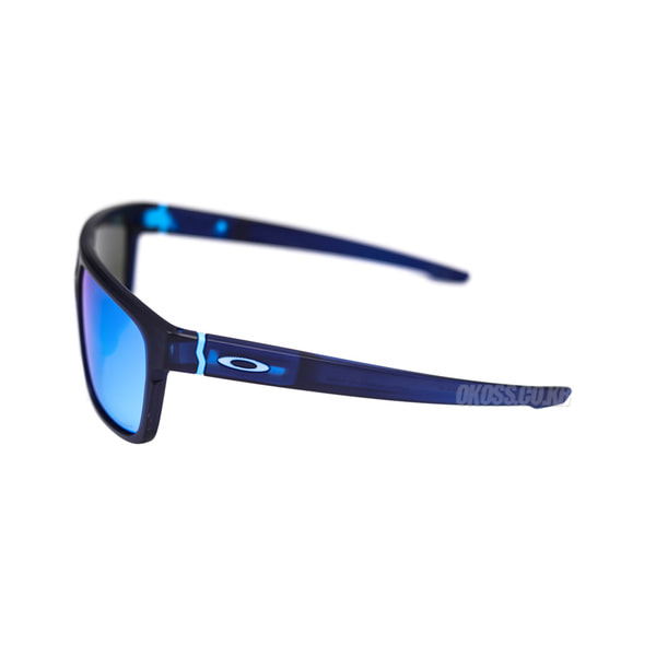오클리 선글라스 크로스레인지 패치 프리즘 아시안핏 OO9391-1060 OO9391-10 OAKLEY ASIAN CROSSRANGE PATCH MATTE TRANSLUCENT BLUE/PRIZM SAPPHIRE
