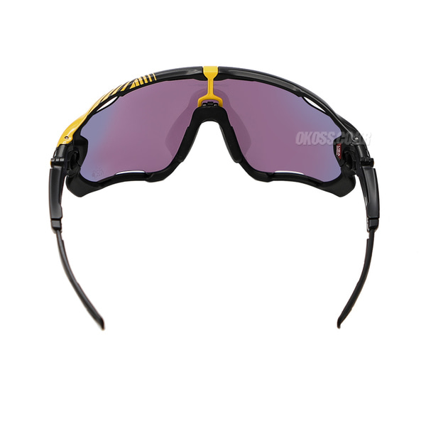 오클리 선글라스 죠브레이커 투어 드 프랑스 에디션 OO9290-4331 OO9290-43 OAKLEY JAWBREAKER TOUR DE FRANCE EDITION MATTE BLACK/PRIZM ROAD