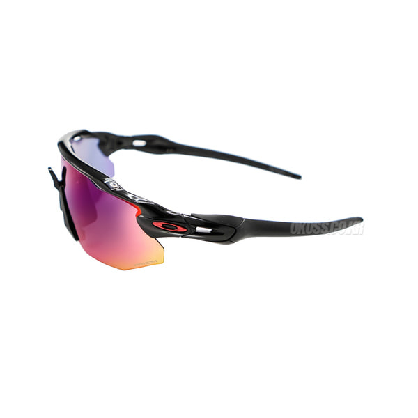 오클리 선글라스 레이다 EV 어드벤서 프리즘 OO9442-0138 OO9442-01 OAKLEY RADAR EV ADVANCER POLISHED BLACK/PRIZM ROAD