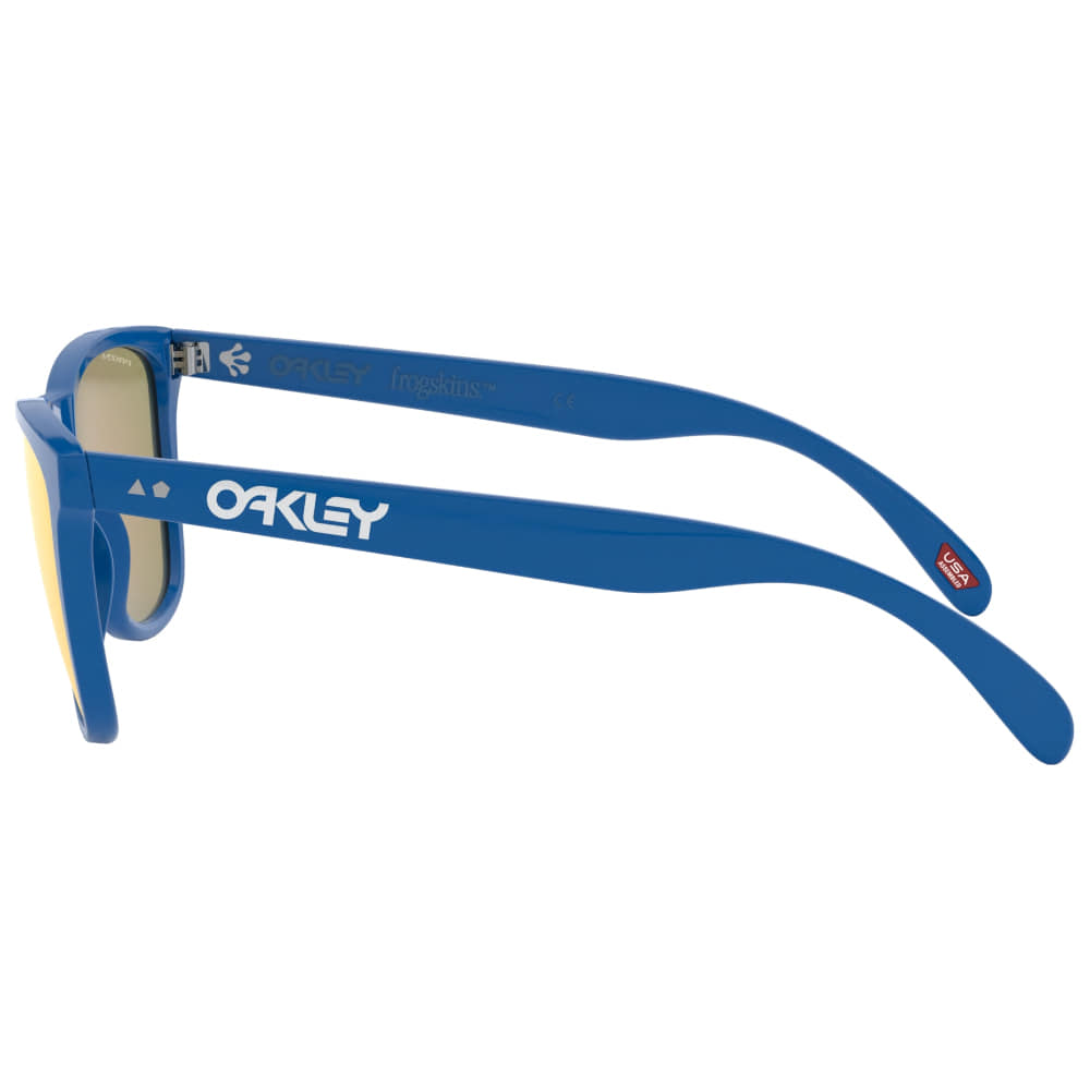 오클리 선글라스 프로그스킨 35주년 아시안핏 OO9444F-0457 OO9444F-04 OAKLEY ASIAN FROGSKINS 35TH_PRIMARY BLUE/PRIZM RUBY