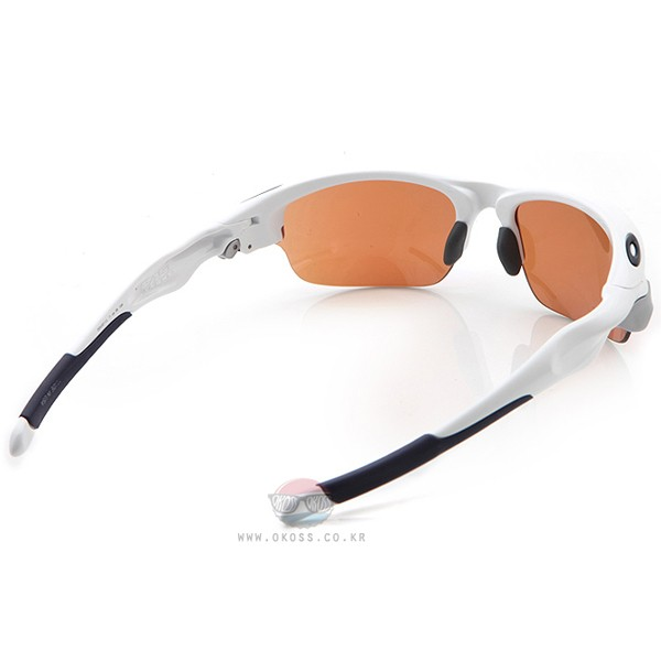 오클리 선글라스 패스트자켓 OO9097-13_OAKLEY FAST JACKET POLISHED WHT/VR28 BLUE IRIDIUM&GRAY