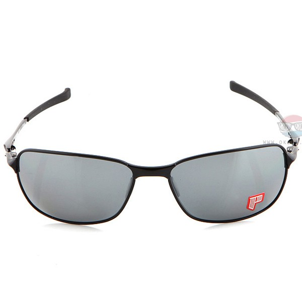 오클리 선글라스 C-와이어 편광 OO4046-01 OAKLEY C-WIRE POLISHED BLK BLK IRIDIUM POLARIZED
