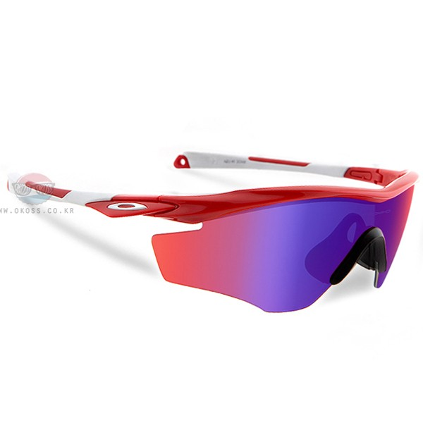 오클리 선글라스 엠투 프레임 OO9212-12 _ OAKLEY M2 FRAME REDLINE/POSITIVE RED IRIDIUM