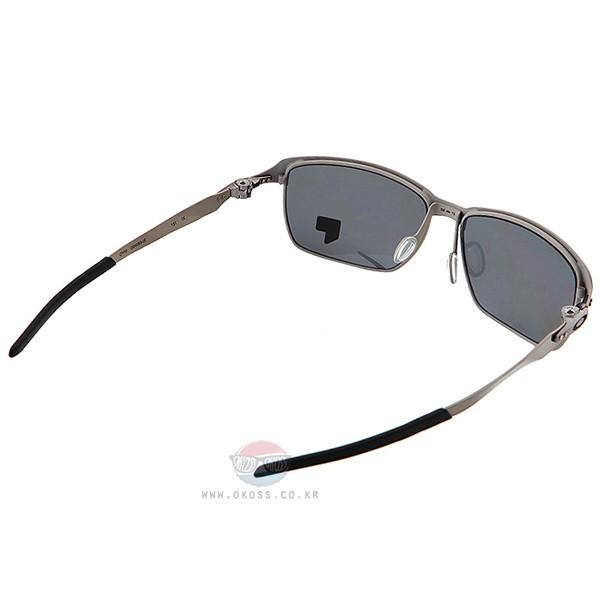 오클리 선글라스 틴포일 편광 OO4083-05 OAKLEY POLARIZED TINFOIL BRUSHED CHROME/GREY POLARIZED