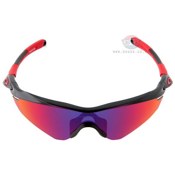 오클리 선글라스 엠투 프레임 아시안핏 OO9254-06 _ OAKLEY ASIAN M2 FRAME POLISHED BLK/POSITIVE RED IRIDIUM