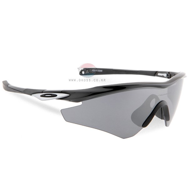 오클리 선글라스 엠투 프레임 아시안핏 편광렌즈 OO9254-05 _ OAKLEY ASIAN POLARIZED M2 FRAME POLISHED BLK/BLK IRIDIUM POLARIZED