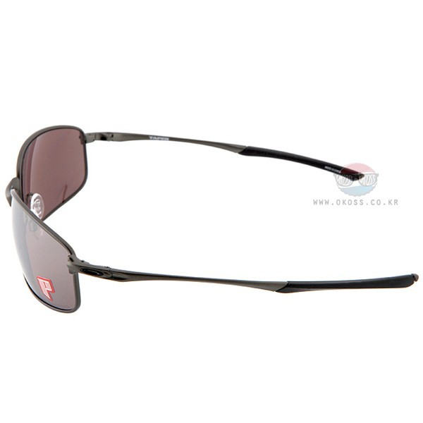 오클리 선글라스 타이퍼 편광렌즈 OO4074-07 OAKLEY POLARIZED TAPER CARBON/OO BLK IRIDIUM POLARIZED