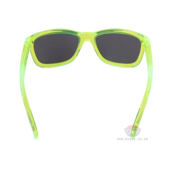 오클리 선글라스 포핸드 OO9179-13_OAKLEY FOREHAND NEON YELLOW/BLACK IRIDIUM