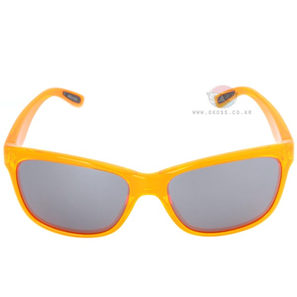 오클리 선글라스 포핸드 OO9179-14_OAKLEY FOREHAND NEON ORANGE/BLACK IRIDIUM