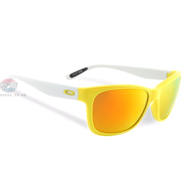 오클리 선글라스 포핸드 OO9179-16 OAKLEY FOREHAND SUNFLOWER/FIRE IRIDIUM