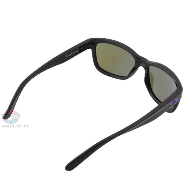 오클리 선글라스 포핸드 OO9179-26 OAKLEY FOREHAND POLISHED BLACK/VIOLET IRIDIUM