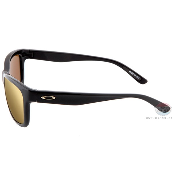 오클리 선글라스 포핸드 OO9179-30 OAKLEY FOREHAND POLISHED BLK/24K IRIDIUM
