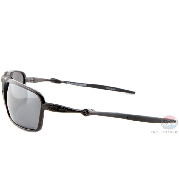 오클리 선글라스 배드맨 엑스메탈 편광렌즈 OO6020-01 OAKLEY POLARIZED BADMAN DARK CARBON/BLK IRIDIUM POLARIZED