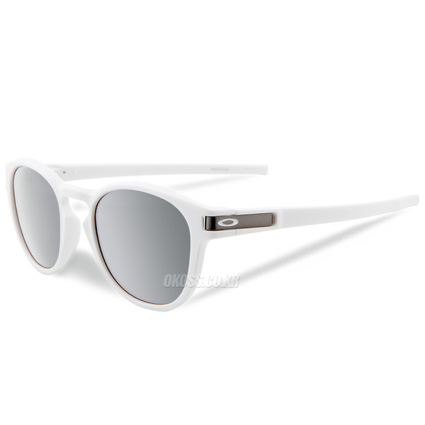 오클리 선글라스 래치 OO9265-16 OO9265-1653 OAKLEY LATCH MATTE WHITE/CHROME IRIDIUM